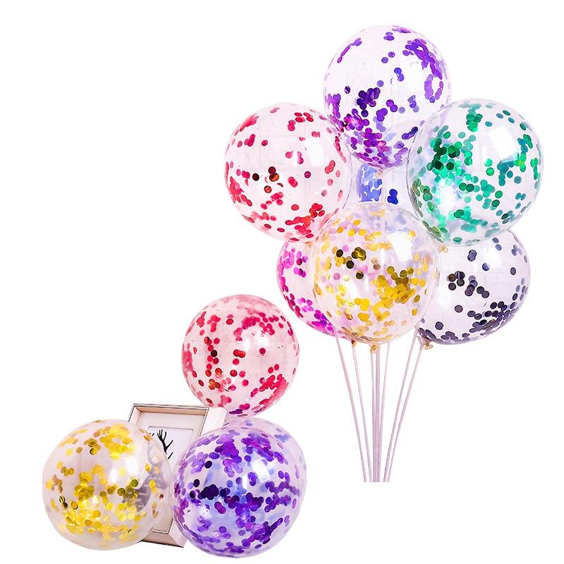"12/"" CLEAR BALLOONS TRANSPARENT PARTY BALOONS BEST BALLON SHOP"