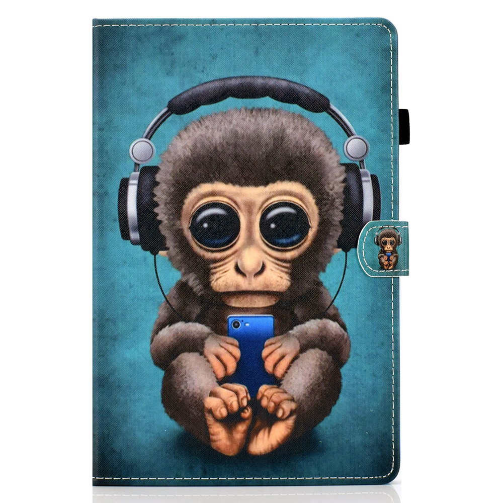 as photo Rose Red Cute Case For iPad 10 2 Case 2019 Tablet Cover For iPad 10 2 7th Generation