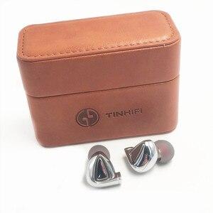 Image 5 - TIN T2 écouteurs double dynamique lecteur HIFI basse écouteur DJ métal écouteurs avec MMCX écouteur TINHIFI T2 PRO \ TFZ \ T3 \ KZ \ V80