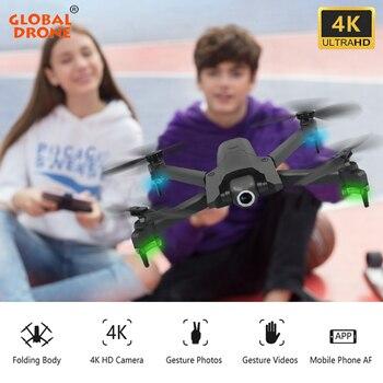 Drone 4K con cámara HD WIFI Quadcopter FPV profesional Drone X PRO...