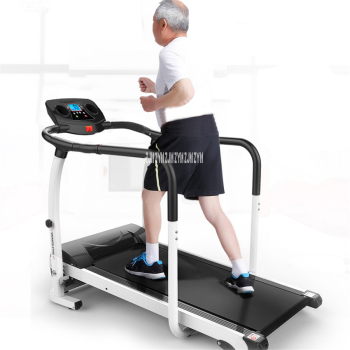 shoulder joint cervical spine stroke hemiplegia upper limb rehabilitation traction training sliding pulley hanging wheel rings Home Elderly Walking Machine Rehabilitation Treadmill for home Fitness Exercise Limb Recovery Indoor Training Safety Treadmill