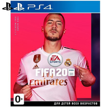 Игра для Sony PlayStation 4 FIFA 20(русская версия