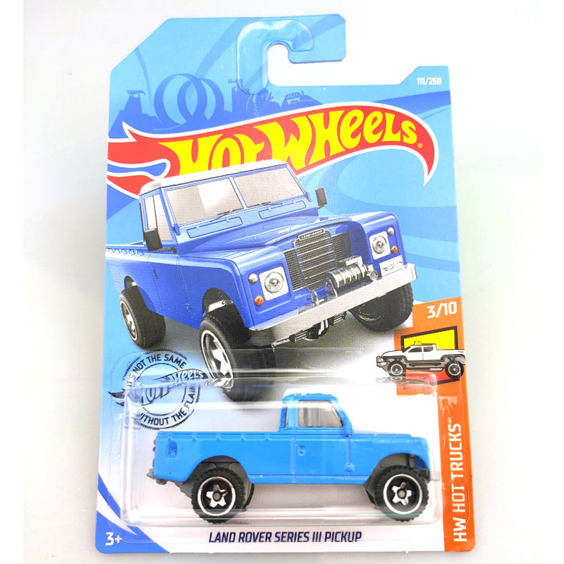 2019 Hot Wheels 1:64 Car AUDI BATMOBILE HONDA FORT CHEVY DODGE Metal Diecast Model Car Kids Toys Gift