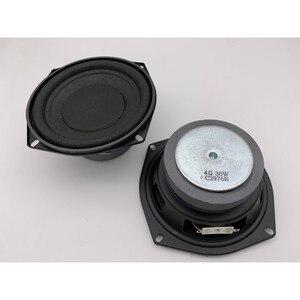 Image 5 - SOTAMIA 1 шт. 5,25 дюйма Аудио НЧ динамик драйвер 4 Ом 30 Вт бас звук активный динамик DIY мультимедийный сабвуфер громкий динамик