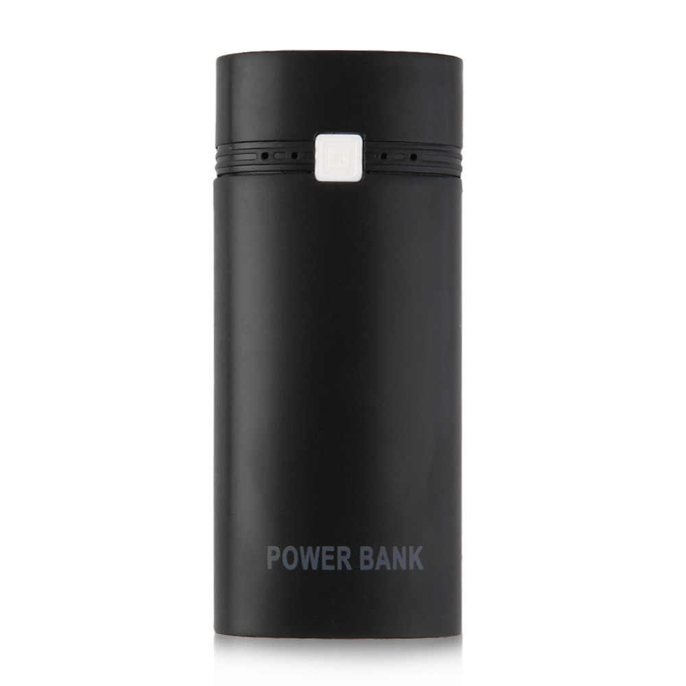 2017 новейший портативный USB блок питания чехол DIY Kit 18650 Мобильный Аккумуляторный сотовый телефон зарядное устройство зажигалка 5 цветов на выбор