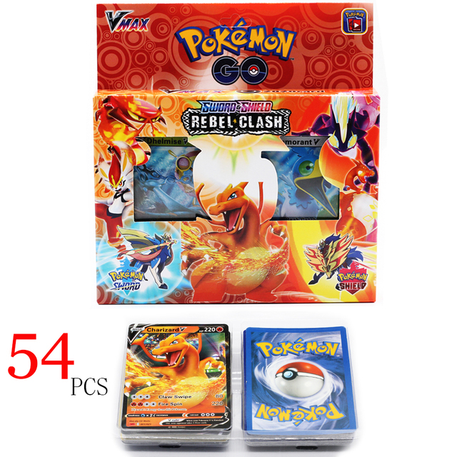 42PCS/BOX SUN&MOON TEAM UP GX MEGA Pokemon Shining Card Game Battle Carte Trading Cards Game Children Pokemons Toys for children 4