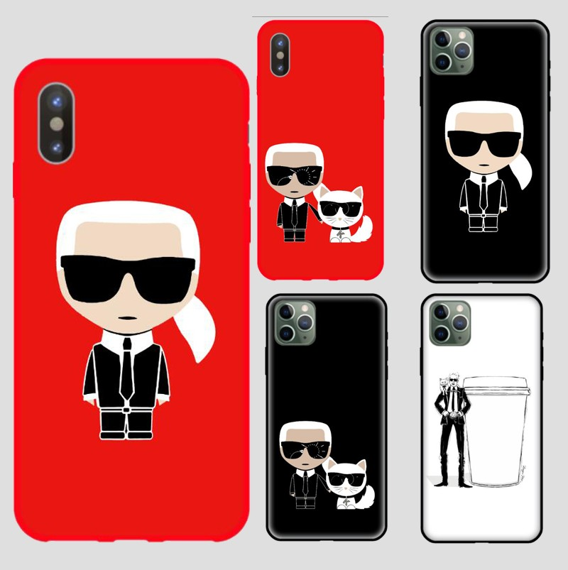Fashion designer soft case for iphone 11 pro x xs max xr 8 7 6 6s plus SE 2 silicone phone cover France Brand coque funda capa