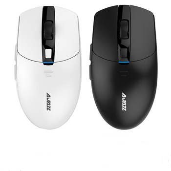 Ajazz i303Pro 2.4Ghz Wireless Gaming Mouse 16000 DPI 8 Buttons Lightweight Backlit 6 Colors LED Light Wireless Driver Mice 1