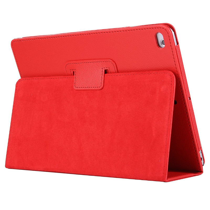 Case For IPad 9.7 2017 2018 5/6th Generation Cover Auto Sleep Wake Up PU Leather For IPad Case Air 1/2 Full Body Protective Case