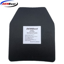 Dewbest Nij Level Iiia Bulletproof Panel/Niveau 3A Stand Alone Ballistic Panel/Niveau 3A Body Armor Platen