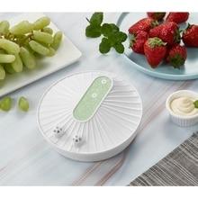 Mini Ultrasonic Dishwasher USB Rechargeable High Water Pressure Fruit Vegetable Washing Machine Cleaner Kitchen Dish Washer