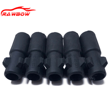 100 PCS Ignition Coil 221504461 Rubber Boot For Lada Priora Diva Sable Samara Vega Wagon
