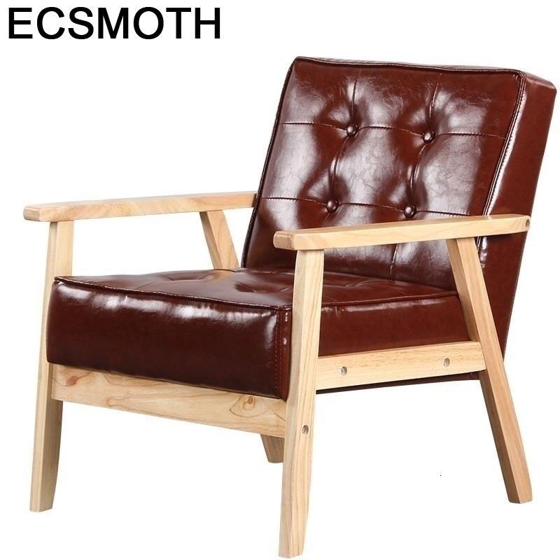 Pouf Moderne Meuble Maison Fotel Wypoczynkowy Meble Puff Para Wooden Mobilya Set Living Room Furniture Mueble De Sala Sofa