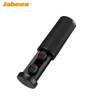Jabees Wireless earphones Firefly TWS 2019 new Headset professional waterproof sports Earphone Bass surround Bluetooth earphone