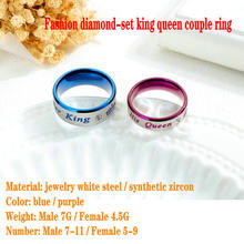Titanium steel male and female ring          Love ring            Fashion couple ring ov oriental vibrations ring male female