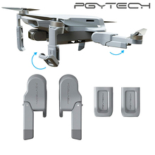 PGYTECH Protector de soporte de pierna para tren de aterrizaje, extensiones, para DJI Mavic Mini Drone