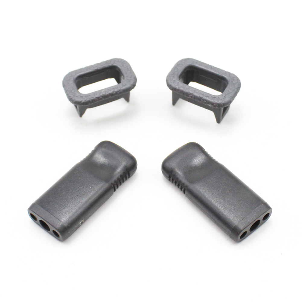 Car accessories 4PCS/Set Door Lock Pin Cap Set +Holding for Mitsubishi Pajero Montero V31 V32 V33 V43 SHOGUN MK2-1