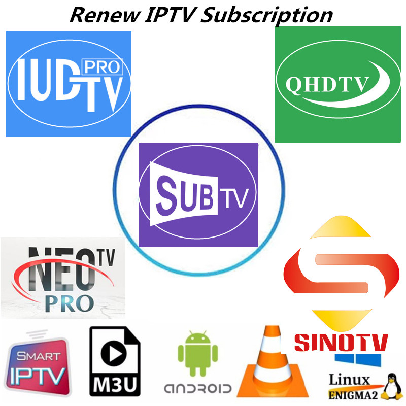 4K Best French Europe IPTV SUBTV IUDTV QHDTV Subscription Channel To Watch German Arabic Sweden Dutch UK IPTV For TV Box Android