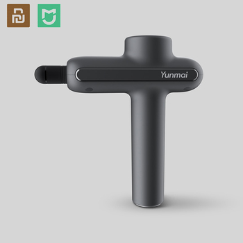 2020 mijia yunmai Muscle Massage Pistol Pro Basic 60W Powerful 12mm Deep Tissue Massager Work Run Therapy Muscle Pain Relief