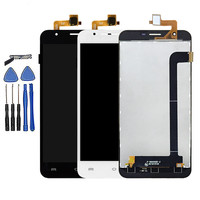 100% Tested OK For Oukitel U7 Pro LCD Display Screen and Touch Screen Assembly Repair Parts u 7 Free Shipping