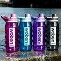 1500 мл/1000 мл модные спортивные бутылки для воды герметичные BPA бесплатно пластиковые шейкеры для фитнеса и занятий спортом бутылка для воды э...