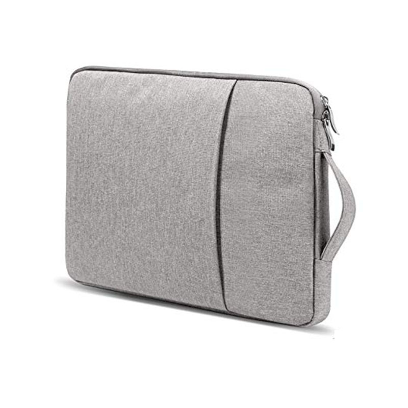 Light gray White Tablet Sleeve Case For iPad 10 2 2020 Travel Cover Pouch Bags For iPad 8th generation