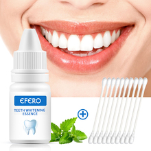 Teeth Whitening Essence for Cleaning Care Oral Hygiene Tooth Serum Remove Stains 1Pcs