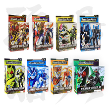 Bandai Kamen Rider Nul Een 01 Vorm Schieten Wolf Rkf Valkyrie Vulcan Evol Super Actie Speelgoed Figuur Model Poppen Brinquedos