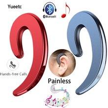 Bone Conduction Earphone Sport Wireless Bluetooth Headset Ha