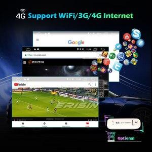 Image 5 - Radio Estéreo con Android 10 para coche, Radio con Carplay, OBD, SWC, unidad principal de navegación, para VW, Golf 5, 6, Touran, T5, Seat DAB, 5118