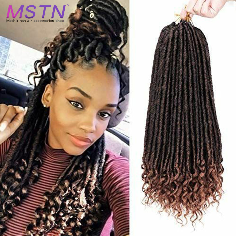 Braiding Hair Extensions Ombre