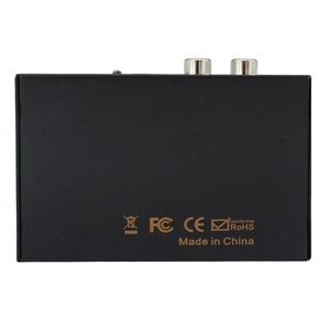 Image 3 - محول نازع الصوت HDMI 5.1CH فاصل الصوت 1080P ستيريو تناظري HDMI إلى HDMI البصرية SPDIF RCA L/R محول محولات
