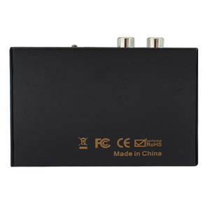 Image 3 - HDMI аудио экстрактор конвертер 5.1CH аудио сплиттер 1080P Стерео аналоговый HDMI в HDMI Оптический SPDIF RCA L/R адаптеры Конвертеры