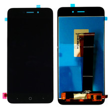 For ZTE Blade A601 Full LCD Display + Touch Screen Digitizer Assembly Replacement Parts for zte blade x7 display v6 t660 t663 lcd monitor touch screen digitizer screen accessories for zte blade x7 v6 z7 lcd tools