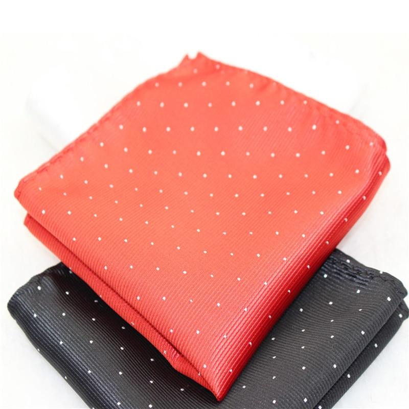 Men's Suit Pocket Towel Suit Chest Towel Handkerchief 1PC 22*22cm Polyester Print Small Square Towel For Business Wedding Party