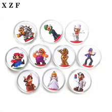 Game-Card Switch Wiiu Nfc Ntag215 Nintendo Super-Mario Odyssey 10pcs for In-Stock Coin-Tag
