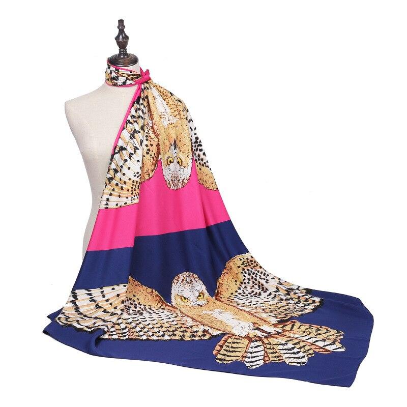 2021 Новый Шелковый квадратный шарф, женский платок 130*130 см, головной платок, мягкий шейный платок, Женская шаль, платок, Женский хиджаб с принт...