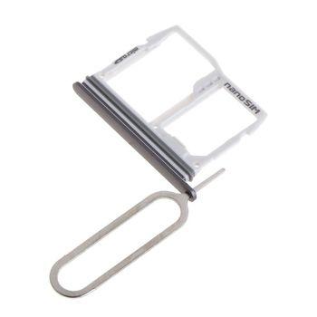 SIM Card Tray Slot Holder + Micro SD Memory Sim Holder Adapter For LG G6 US997 VS988 2021 New 1
