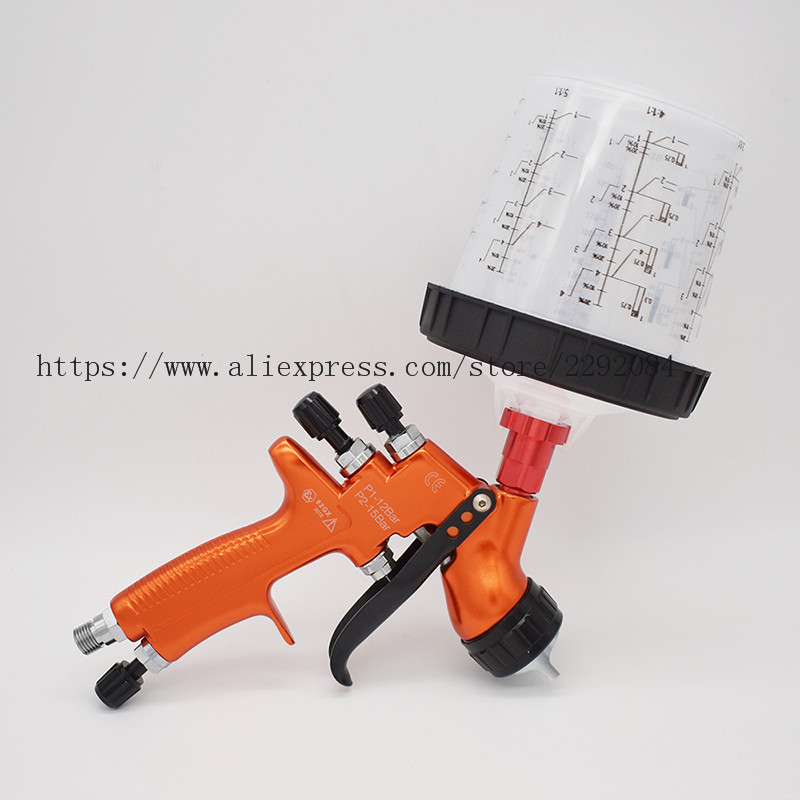Spray TE Professional Gun Painting 3mm Repair For HVLP Pneumatic Paint Nozzle Automotive 1
