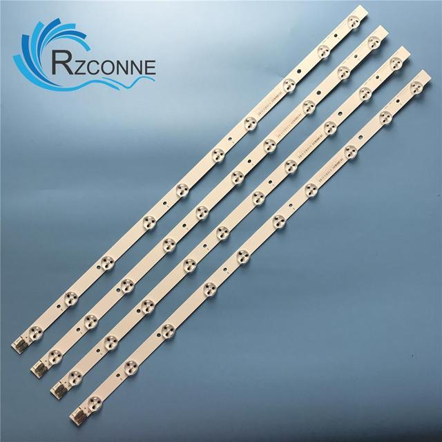LED תאורה אחורית רצועת עבור 2012SVS32 UE32J5100 UA32EH5080 LTJ320HN07 H UN32EH5000 V320HJ2 PE2 2011SVS32 D1GE 320SC1 R2 DE320BGA B1