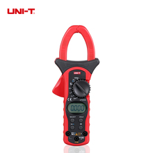 UNI-T UT205A professional 1000A AC Digital Clamp Meter Multitester Frequency Tester 40mm Jaw