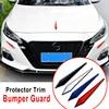 Bumper Guard Protector Strip For Audi S3 A3 8V 8P A4 S4 B7 B8 A5 A6 C6 C7 Q3 Q5 Q7 Car Door Edge Scratch Protection Trim Sticker