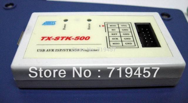 شحن مجاني Avr910 stk500 معاد برمجة ebn usb isp jtag