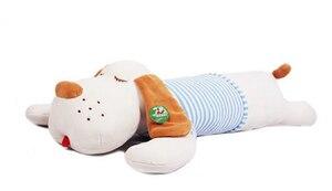 Image 3 - 40/70/90 см, плюшевая игрушка, большая Спящая собака, мягкая игрушка животное