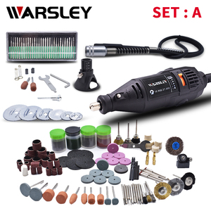 180W Engraver Mini Drill Grinder Dremel Engraving Pen Grinder Electric Rotary Tool Mini-Mill Diy Drill Grinding Electric Drill
