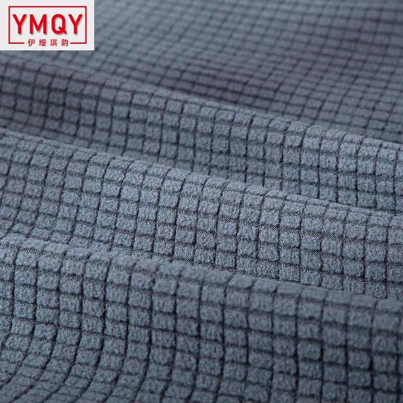 YMQY universele effen sofa kussen combinatie Handdoek Sofa Covers Voor Woonkamer cubre sofa Couch Cover L vorm 1 /2/3/4 zits - 3