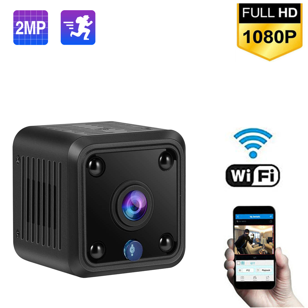 360Eyes Camera WiFi Wireless Security Camera 1080P HD Mini Wi-fi Home with Night Vision Surveillance Cameras Wi Fi Baby Monitor