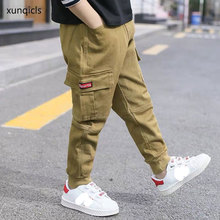 New Spring Autumn Children's Casual Pants Boy Sports Long Pants Kids Trousers Baby Boys Clothing Outwear клип оптический julbo julbo clip optique для googles l