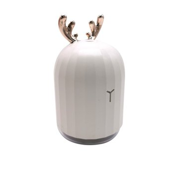 Portable Humidifier Usb With Night Light Mini Cute Deer and Cute Rabbit Shape Cute Great Gift For Kids cute kids satchel with polka dot and cartoon shape design