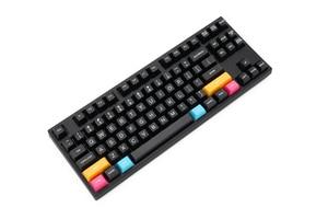 Image 5 - MKB87 87 schlüssel dual modus bluetooth Mechanische Tastatur kit 80% TKL heißer swap schalter beleuchtung effekte RGB schalter led typ c